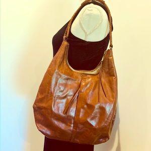 HOBO Marley hobo leather shoulder bag